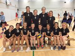 Cadette Volleyball B Team