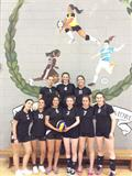 Cadette Volleyball Win