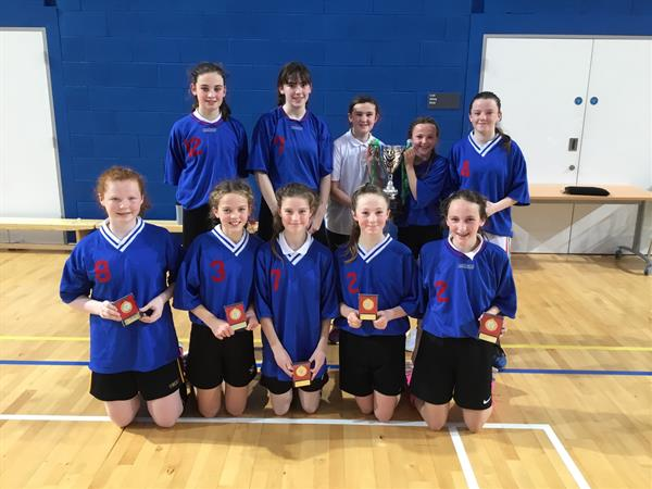 Futsal Leinster Champions