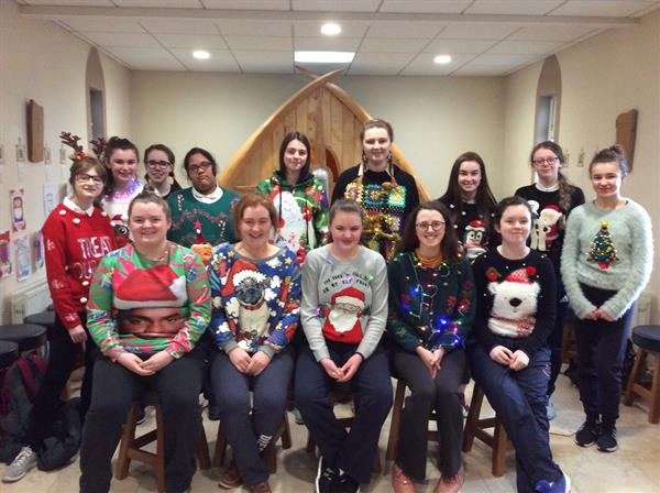 Christmas Jumper Day