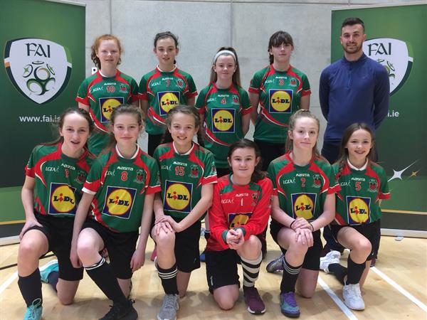 Futsal Finalists