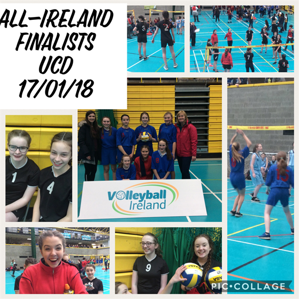 All-Ireland Finalists UCD 17/01/18