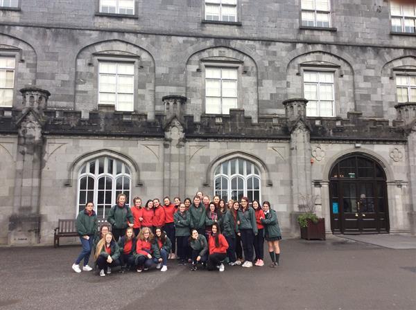 Kilkenny Castle Visit