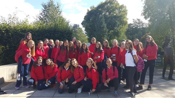 International Students visit Kildare