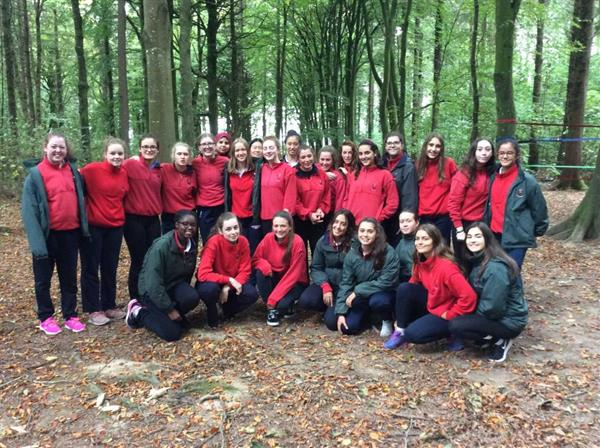 Transition Year students enjoy Outdoor Activities
