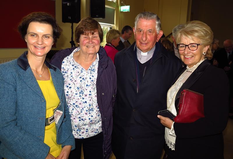 Eimear Cotter, Sally McDonald and Fr. Brendan.jpg