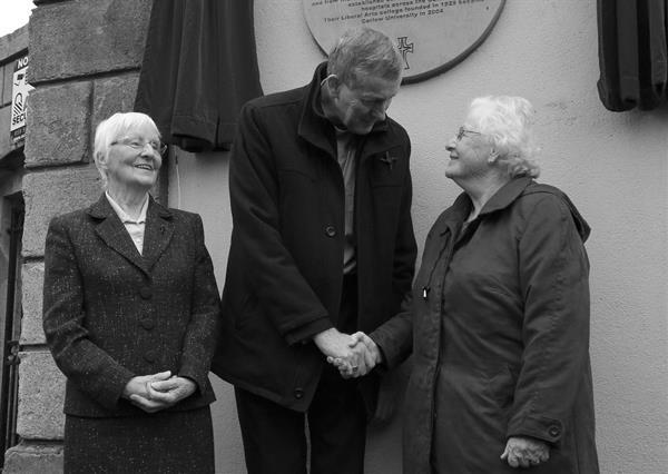 Commemorative Event Honouring Mercy Seven