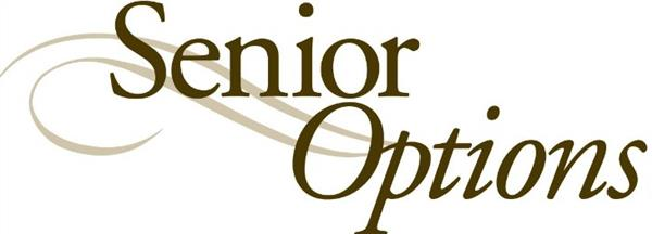Senior Options - A guide to your opportunities