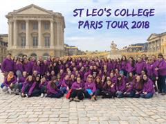 2nd Year Trip to Paris