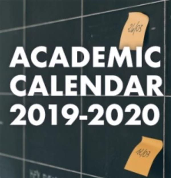 Academic Year 2019-2020