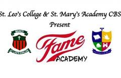 Fame Academy - A resounding success.