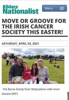 Move or Groove Fundraiser